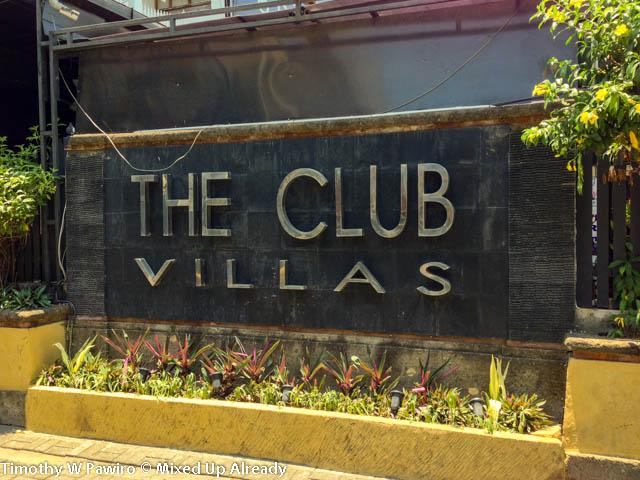 Indonesia - Bali - Seminyak - The Club Villas