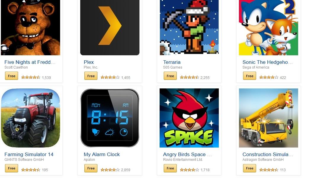 40 Juegos Aplicaciones Gratis Free App Of The Day Bundle De Amazon