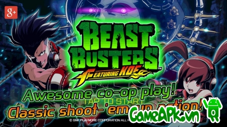 BEAST BUSTERS v1.0.3 Hack Full Coins & Medals Cho Android