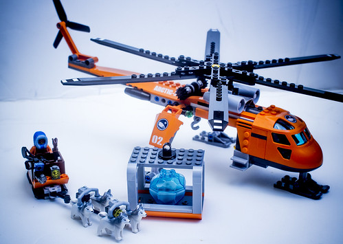 lego arctic icebreaker instructions