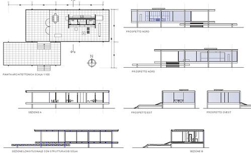 Lloydnalex 39 s blog a new life in peru december 2014 for Farnsworth house floor plan