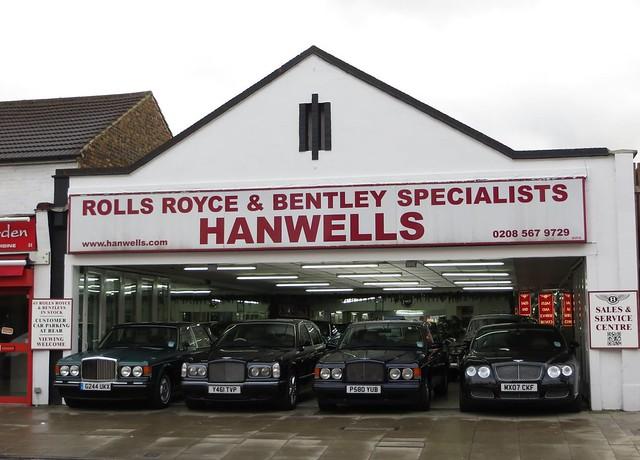 Hanwells of Hanwell