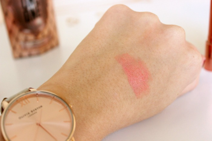 Benefit Fine One One Lip and Cheek Colour Review4