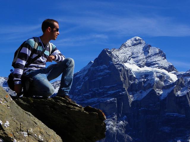 Diario de un Mentiroso en los Alpes suizos