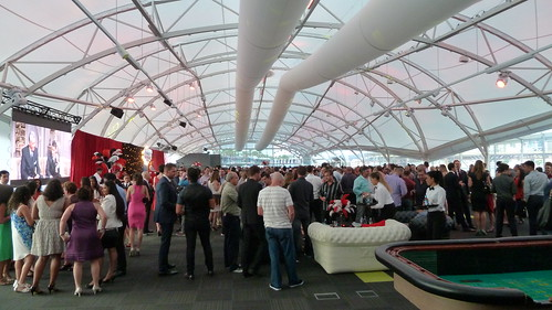 News Corp Xmas Party