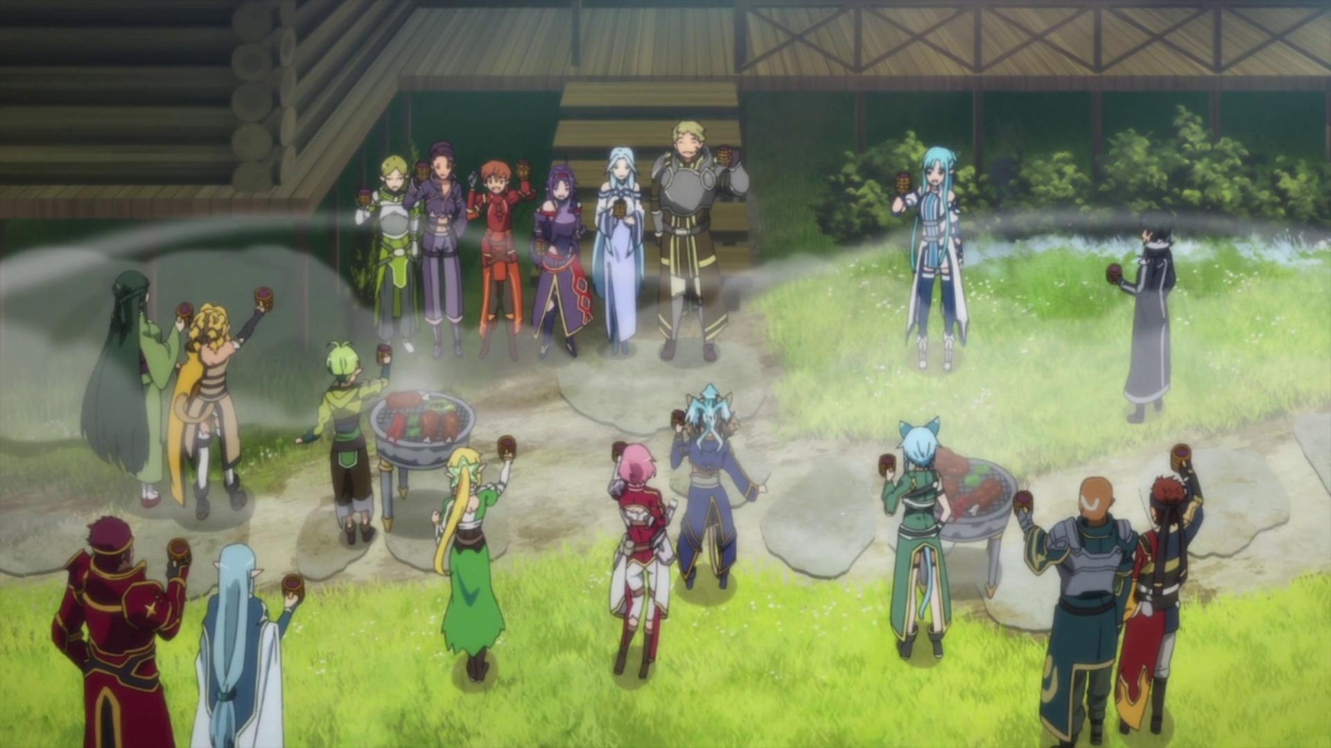 Sword Art Online II E24 (1)