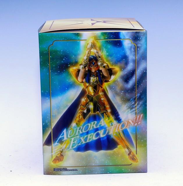 【開箱寫真】聖衣神話EX 水瓶座 卡妙 + 回顧 終於脫坑了