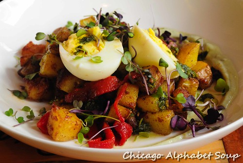 Parsnip and Potato Hash