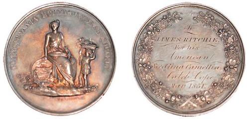 Pennsylvania Horticultural Society Medal