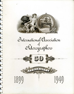 Siderographers Union book