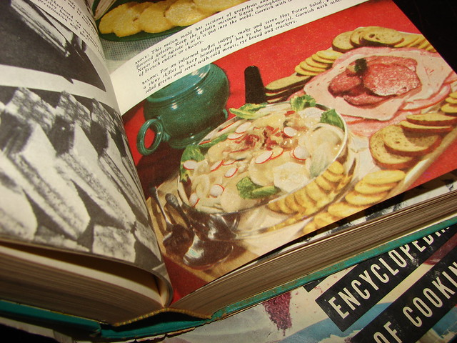 1959 Modern Encyclopedia of Cooking