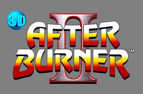 SEGA 3D Classics - 3D After Burner II