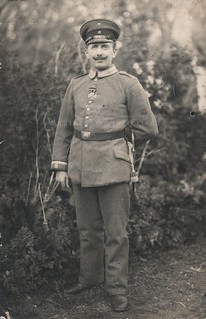 Decorated NCO of the Armee Flugpark (Fliegertruppe), Lithuania 1917