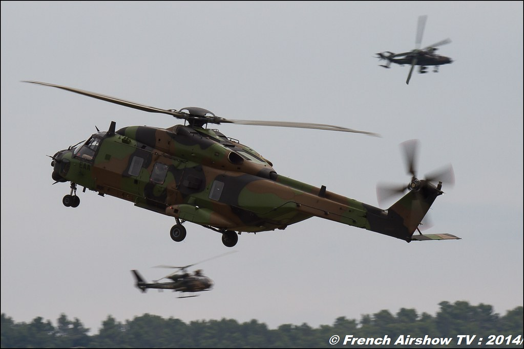 Hélicoptère: Tigre Displays - French Airshows TV ...