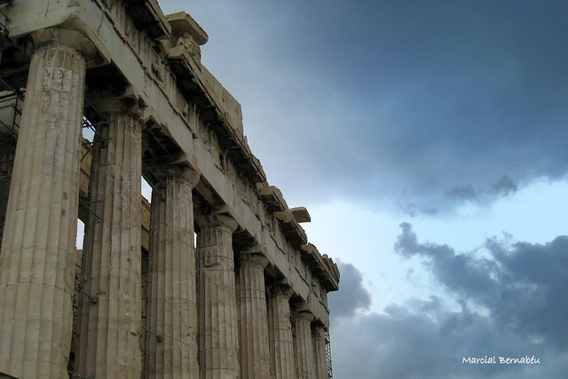 Greece - Athens - Acropolis - Parthenon