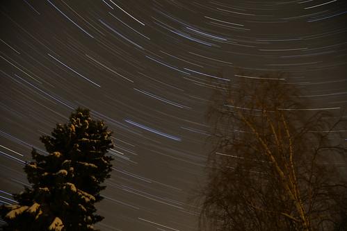 longexposure sky night canon stars landscape eos stacked 6d 24105l startrailing starstax