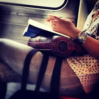 Reading passenger 81 © Eric Imbault