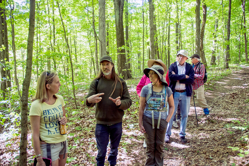 Hoosier National Forest - Pioneer Mothers Memorial Forest - Young's Creek - Sierra Club Hike - May 7, 2016