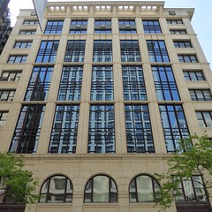 Chicago, DePaul University (Old Goldblatt's Department Store Buildng), Reflection