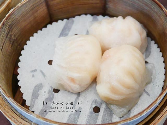 台北東區華漾大飯店港式飲茶 (11)