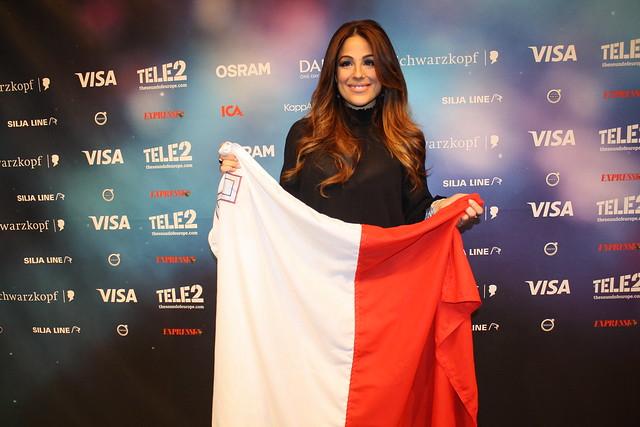 Press conference from Malta