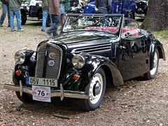 Škoda Popular Roadster 1938