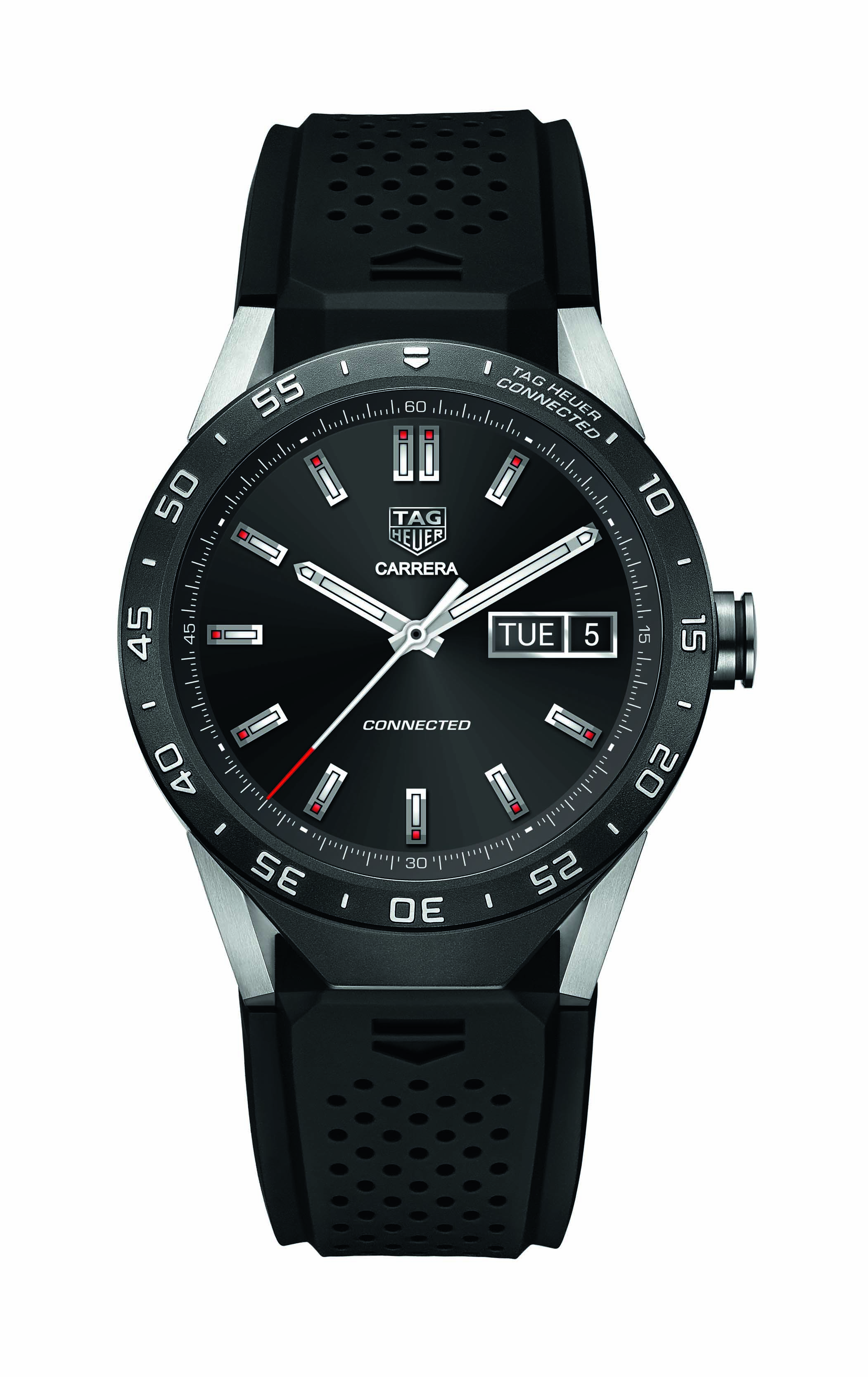 SAR8A80.FT6045 - BLACK - DIAL ON 2015