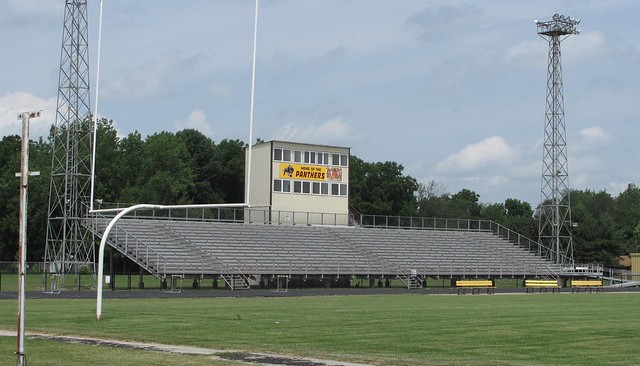 Evans Field, Mount Pleasant (Iowa), 14 June 2016