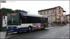 Heuliez Bus GX 137 L - Tisséo n°1419 - Photo of Menville