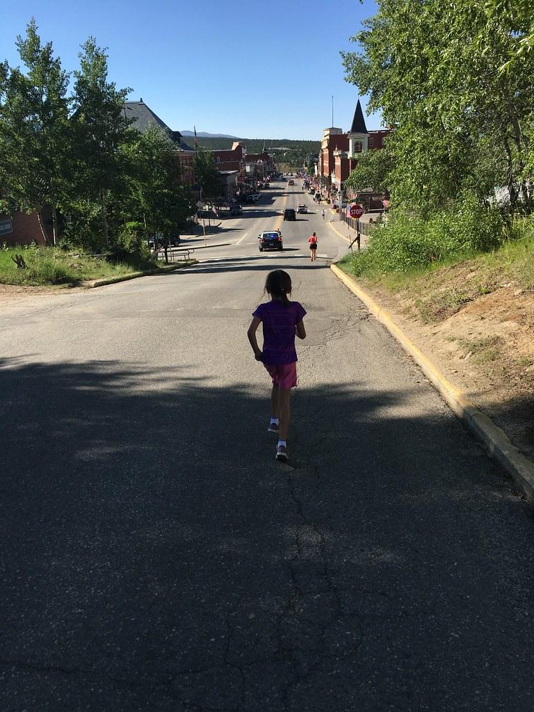 Leadville Firecracker 5k 2016