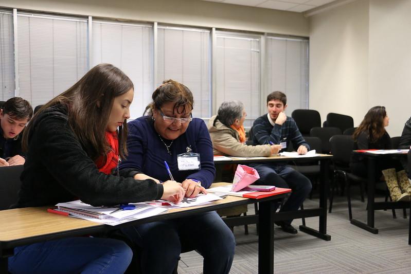 Cursos de invierno para profesores 2016