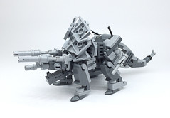LEGO Mech Triceratops