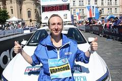Eva Vrabcová si bere oddych od závodění, ozvala se únava po Riu