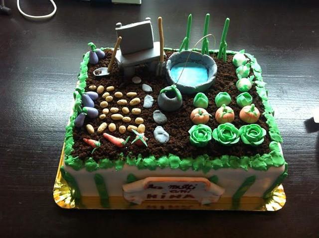 Cake by Tomoroga Maria Cristina of Torturi si prăjituri de casa Arad