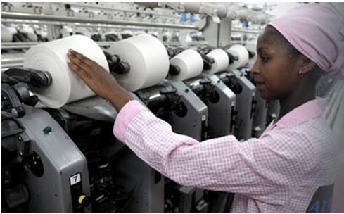 african_textile_worker