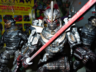 """NINJA TURTLES"" Movie :: SHREDDER  { tOKKustom MOVIE MANIAC } ix / ..Nodachi Long Sword (( 2014 ))"