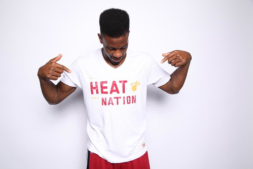 Norris Cole Miami Heat Nation