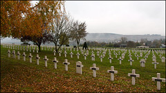 Aisne-Marne American Cemetary and Memorial - Photo of Montolivet