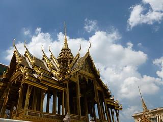 Image of Grand Royal Palace near Bangkok. thailand bangkok grandpalace palaisroyal