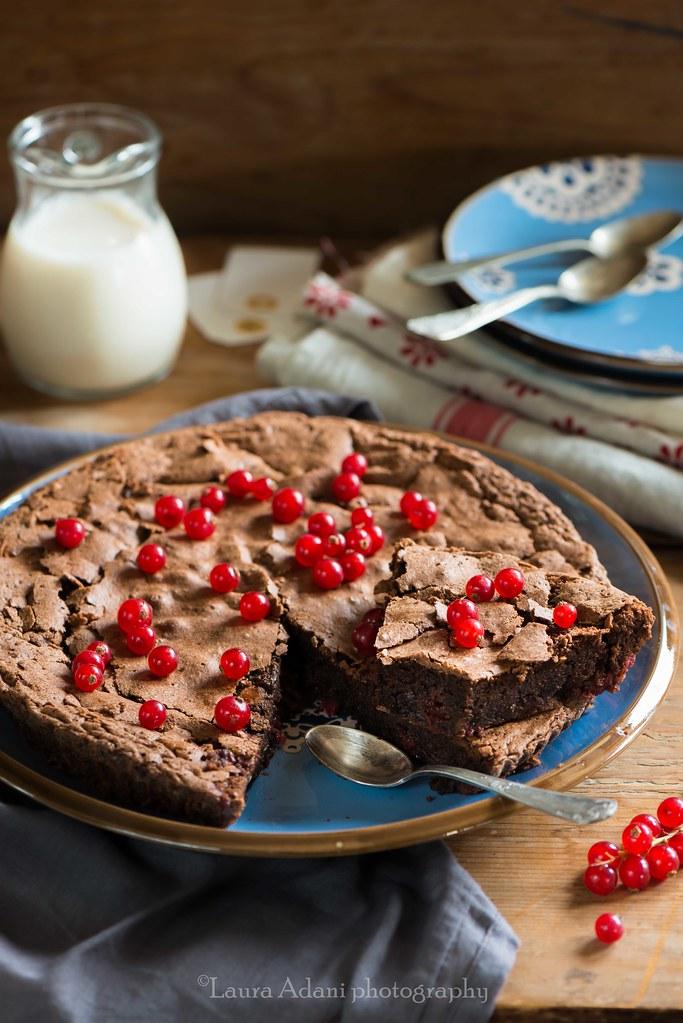torta al cioccolato e ribes-3106