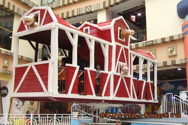 義大遊樂世界22瘋狂屋