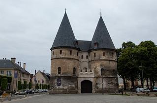 Musée départemental de l'Oise, ancien palais épiscopal de Beauvais