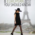 8 European Fashion Bloggers You Should Know