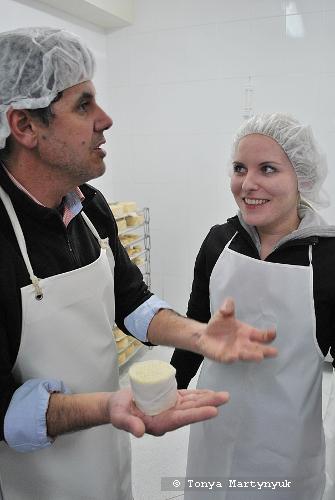 1 - мастер-класс по приготовлению сыра - традиции Португалии
