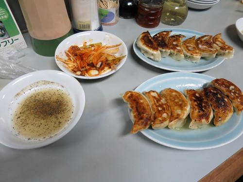 【赤坂】元祖「お酢とコショウ」の珉珉で本家特派員と新年会