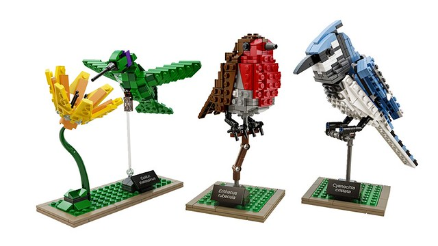 LEGO Ideas 21301 - Birds