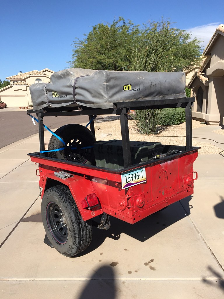 Toyota Tacoma Diesel >> For Sale M416 Trailer | IH8MUD Forum