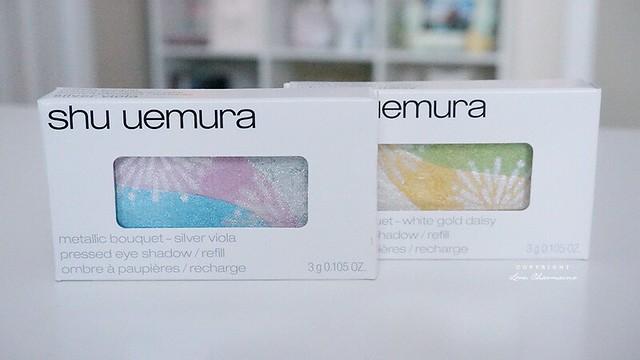 Shu Uemura Metallic Bouquet Collection