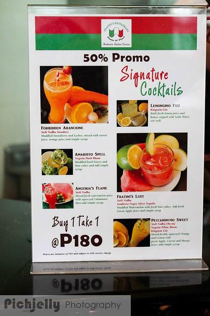 Fratini's Restaurant SMDC Jazz