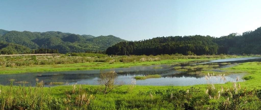 涵養水源,美麗的雙連埤原;攝影:陳德鴻